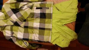 Teens/mens ski jacket and pants