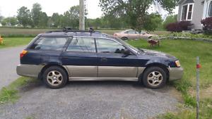 2000 Subaru Outback $1,200