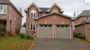 Fabulous 2storey house ,4bedrooms&3baths
