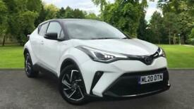 image for 2020 Toyota CHR Hybrid 1.8 (122bhp) Dynamic Crossover 5-Dr Hatchback PETROL/ELEC