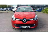 2013 Renault Clio 0.9 TCE 90 Dynamique MediaNav Manual Petrol Hatchback
