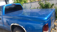 Lo Rider canopy from Dodge Dakota