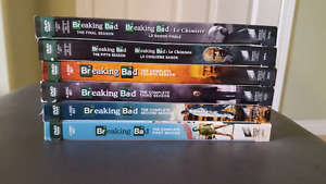 Breaking Bad seasons 1-6