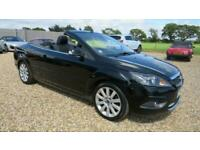 2008 Ford FOCUS CC 2.0 TDCi CC-3 2 DOOR PART EXCHANGE TO CLEAR CONVERTIBLE Diese