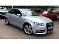 2014 Audi A3 2.0 TDI Sport 3dr with Comfort Manual Diesel Hatchback