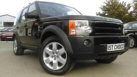 2006 LAND ROVER DISCOVERY 3 TDV6 HSE JUST 37000 MILES A SIMPLY OUTSTANDING