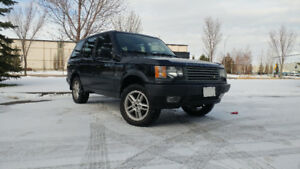 Winter Vehicle: AWD 2000 Range Rover 4.6L HSE