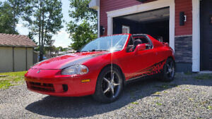 1997 Honda Del Sol Coupe (2 door)