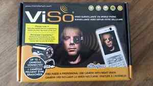 Camera video surveillance mobile (new)