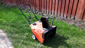 "Snow Blower - Ariens - 22"" - 7hp - Electric Start"