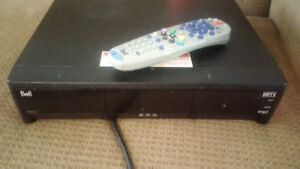 Bell PVR and dishes