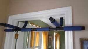 exercise pull up bar for door way