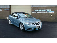 2008 Saab 9-3 1.9TiD 150 BHP LINEAR SE TURBO DIESEL AUTOMATIC,ONLY 51000 MILES