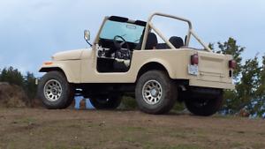 1982 Jeep cj stock carburetor.