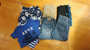 LOT OF BABY BOYS CLOTHING-SIZE 2