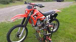 Showroom xr 650r sale or trade semi trail semi road