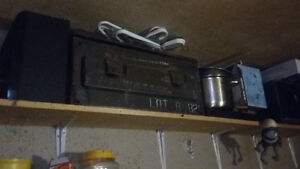 ww1 ammo box and other things all in original state
