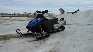 "2007 Skidoo Summit151"", 800 Rebuilt, Exc Cond, MBRP Can, TRADES?"