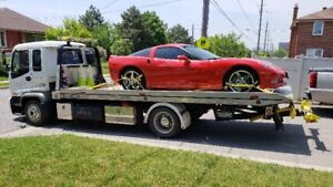 FLATBED TOWING & RECOVERY