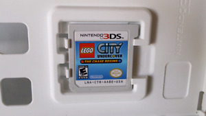 "Lego city ""Under Cover"" 3DS"