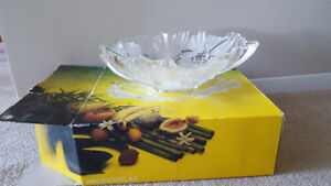 Waltherglas Glass bowl