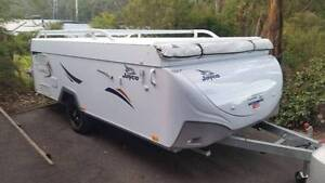 Jayco Flamingo Touring Camper Trailer (2016) Mount Evelyn Yarra Ranges Preview