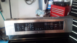 Samsung Induction Stove ( needs repair ) Cambridge Kitchener Area image 2