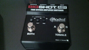 BIG SHOT AB/Y Pedal *LIKE NEW*