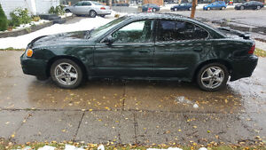 2003 Pontiac Grand Am Sedan 4 cylinder