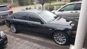 BMW 750 LI EXECUTIVE +SPORT +Comfort access