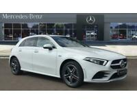 2021 Mercedes-Benz A-CLASS A250e AMG Line 5dr Auto Hatchback Hatchback Petrol/Pl