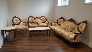 Meubles set de salon italien