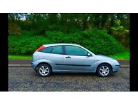 Ford Focus Silver, FULL LEATHER, Heated Seats, 10 Months MOT