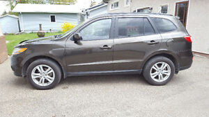 2011 Hyundai Santa Fe Not sure SUV, Crossover