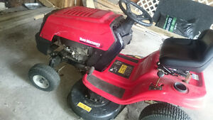 Riding Lawn Mower - $550
