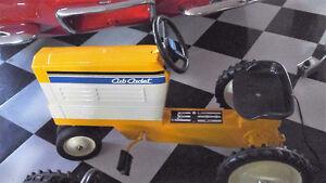 Pedal tracteur