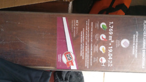 Laminate flooring 95 sq/ft