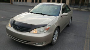 2004 Toyota Camry XLE V6 (Navigation-GPS)(Remote Start)
