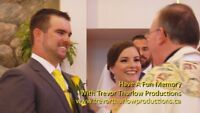 HIGH-DEFINITION WEDDING VIDEO PRODUCTION IN THE OTTAWA VALLEY