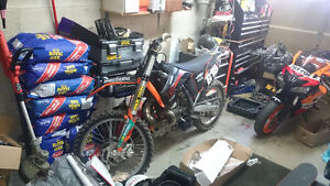 clean bike only 50 hours 4500 obo