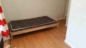 furnished WIFI UTILLS included 5 min from McMaster house