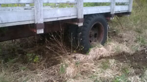 Power  Trailer and Flat deck for Sale