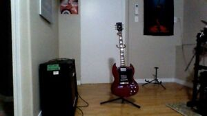 SWAP GIBSON SG FOR OTHER GIBSON.