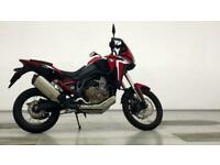 2020 Honda CRF1100L AFRICA TWIN ABS Grand Prix Red Adventure Petrol Manual