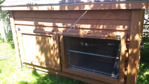 Double Dog Outdoor Kennel