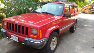 REDUCED 4WD Jeep