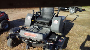 "2013 SWISHER 60"" ZERO TURN COMMERCIAL MOWER 27HP"