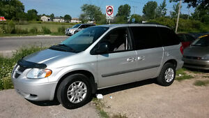 07 Dodge Caravan ONLY 98,000KM SAFETY+E-TEST+3MONTH WARRANTY*INC