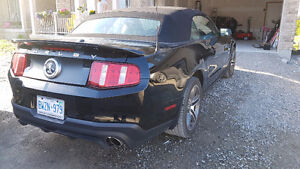 2010 Ford Mustang GT500 Convertible