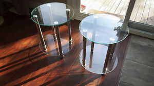 Coffee/Side Tables (2) London Ontario image 1